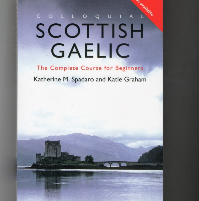 K Spadaro and K Graham's Colloquial Scottish Gaelic