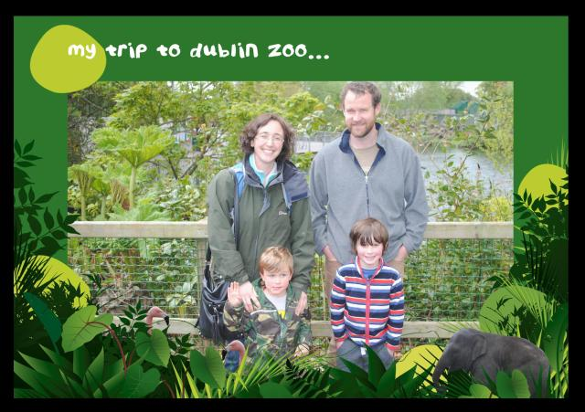 A nice trip to the zoo.
