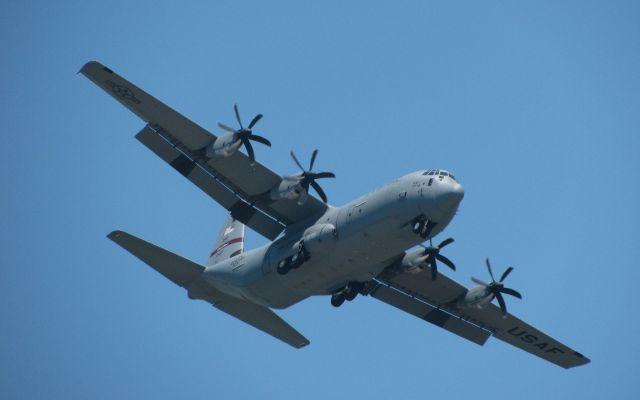 military-plane-C-130-Hercules