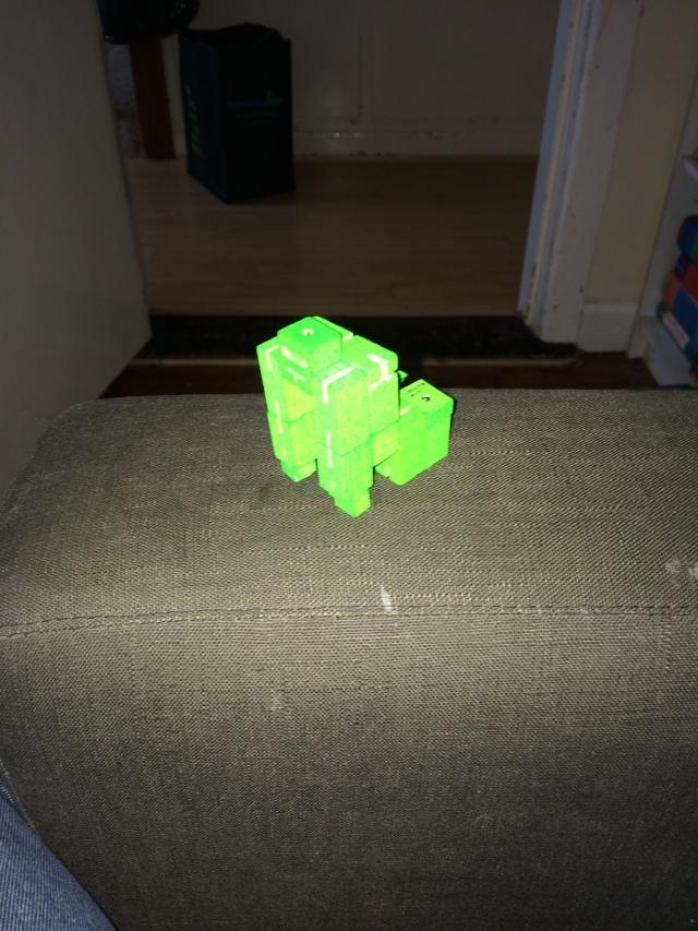Cubebot Gorilla