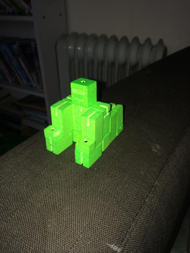 Cubebot Sphinx