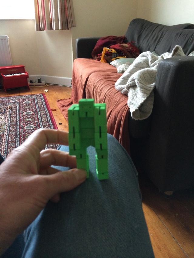 Cubebot Granny