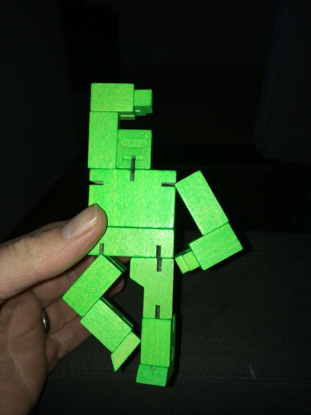 Cubebot Highland Fling