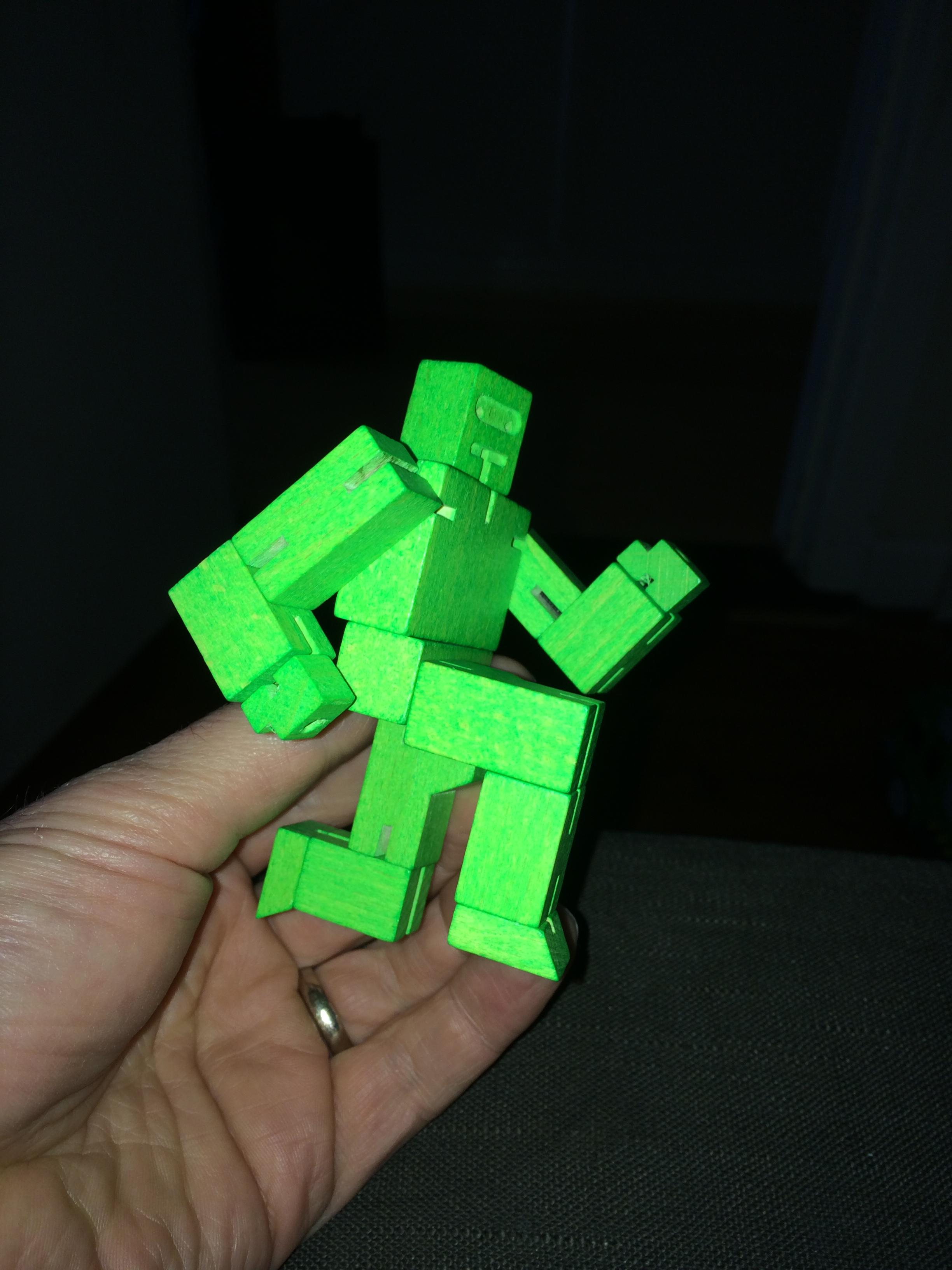 Cubebot Ken And Dots Allsorts
