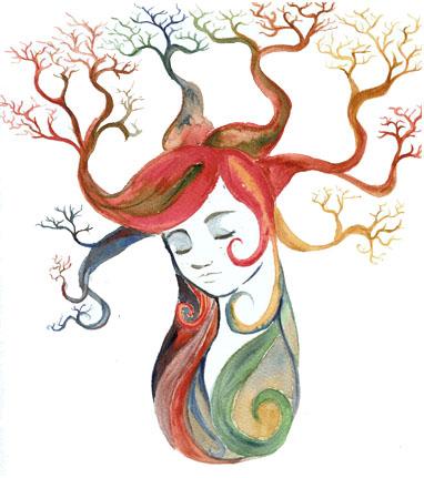 Album cover image by Kat Kallady