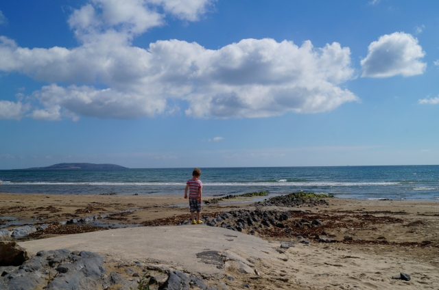 Portmarnock Beach, 9 July 2014
