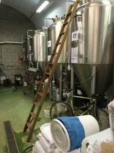 Fermenters at Brew by Numbers