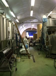 Brew by Numbers brewery under railway arch