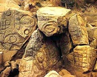 TasmaniaWestPetroglyph